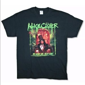 Alice Cooper rock T-shirt extra large